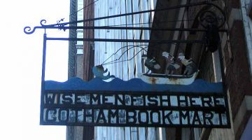 Gotham Book Mart - Evan P. Cordes