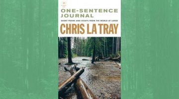 Chris La Tray One Sentence Journal