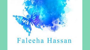 Faleeha Hassan poetry collection