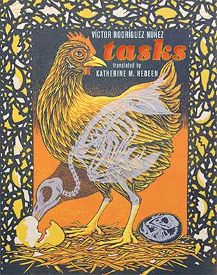 tasks by Víctor Rodríguez Núñez, translated by Katherine M. Hedeen