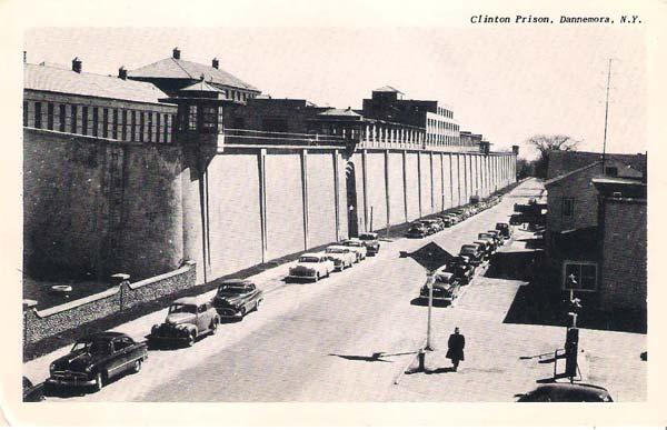 Clinton Prison (postcard)