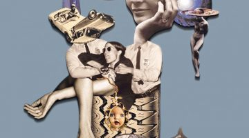 BEATNIK 4 (detail) - Rebeka Elizegi collage