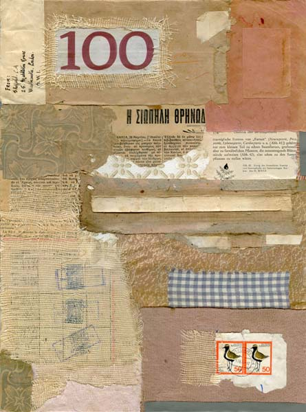 Konstruktion 100 - Kon Markogiannis collage