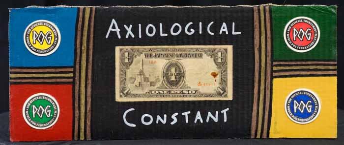 Axiological Constant - Silas Plum