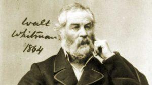 walt whitman 1864