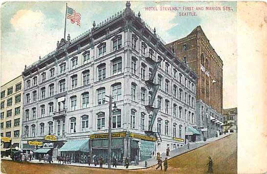 The Hotel Stevens