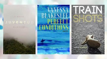 An interview with author Vanessa Blakeslee