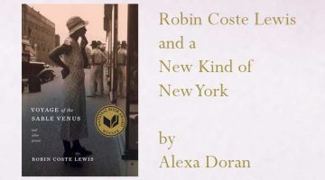 Robin Coste Lewis - The Voyage of the Sable Venus