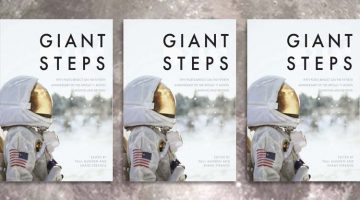 Giant Steps: Fifty poets reflect on the Apollo 11 moon landing and beyond