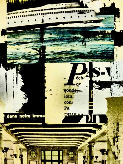 visual poetry by hiromi suzuki