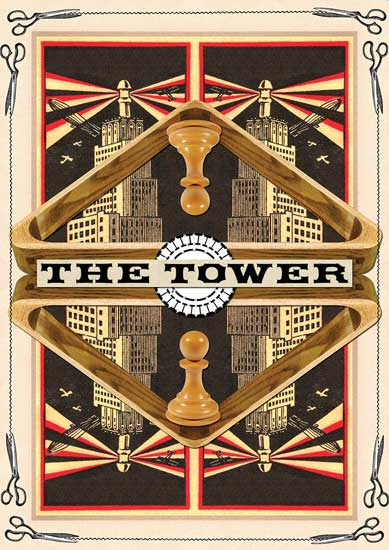 The Tower - Emma Anna