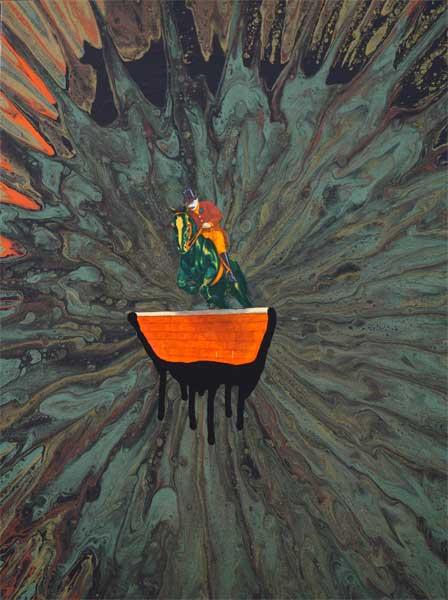Steeplechase - Silas Plum
