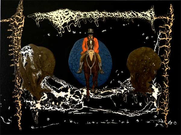 The Blind Huntsman - Silas Plum