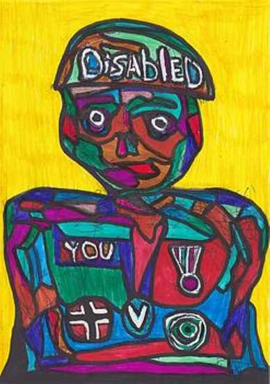 Disabled - Darrell Black