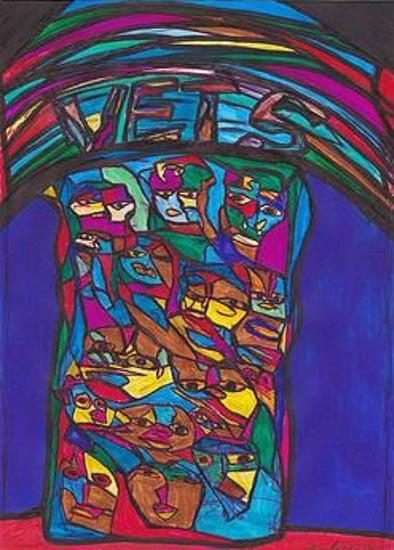 Vets - Darrell Urban Black