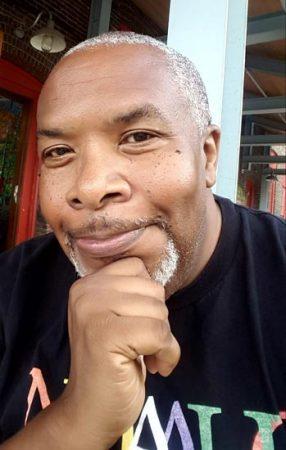 Reuben Jackson, poet