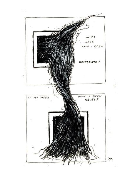 abstract comic 3 - Dev Murphy