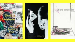 reviews of books by Christina Xiong, Harmony Holiday, and Lily Trotta