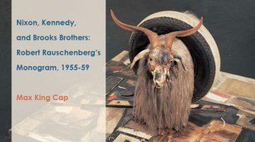 Monogram by Robert Rauschenberg
