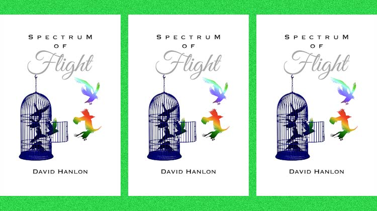 Spectrum of Flight, poems by David Hanlon