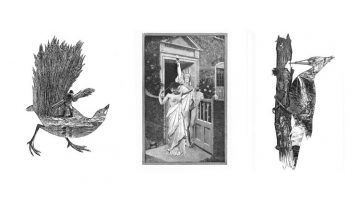 collage artist and poet John Digby