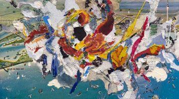 Eastern Seaboard (detail) - Andrea Burgay