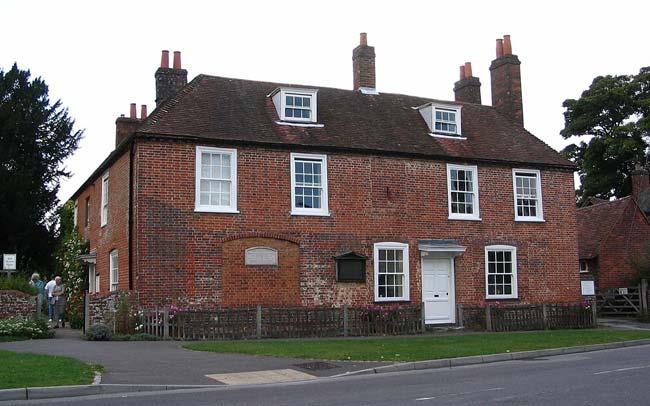 Chawton House - Jane Austen