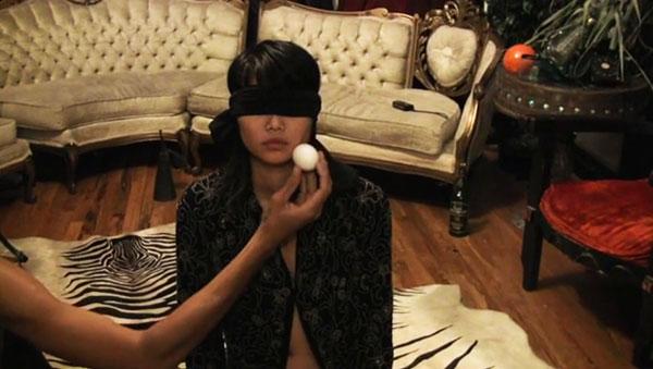 Tango - Egg - Film Still by Grace Catbagan