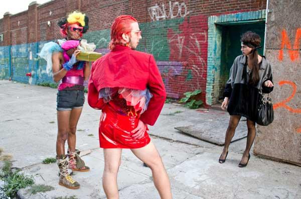 Lilly Galaxy - Diva Street- Film Still by Grace Catbagan
